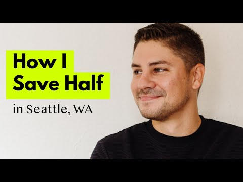 How To Achieve Financial Independence In A Big City | Seattle Cost Of Living (FIRE Movement)