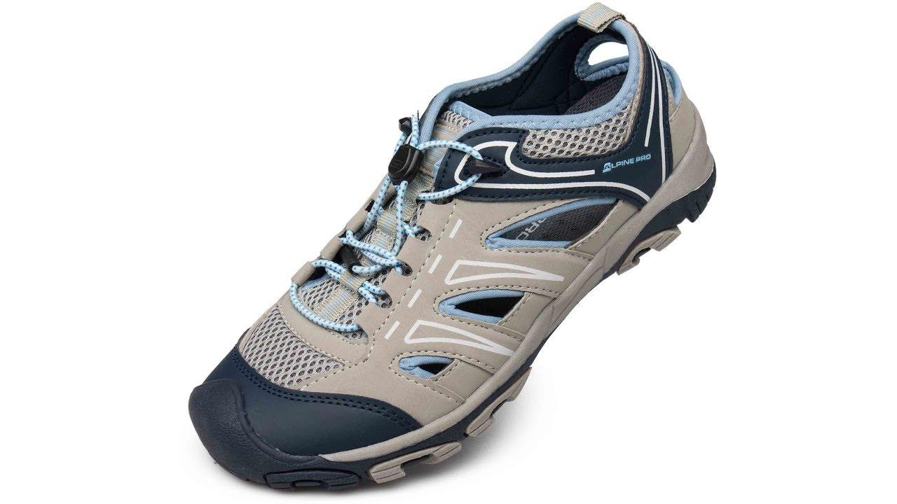 e3e15112c97 Unisex sandály od Alpine Pro jsou účelnou kombinací klasických sandálů a  trekové obuvi. Boty mají výbornou vzdušnost a zesílená ochrana špičky vás –  nebo ...