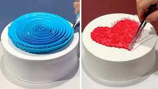 Simple & Quick Cake Decorating Tutorials For Everyone | Yummy Chocolate Cake Decorating Recipes