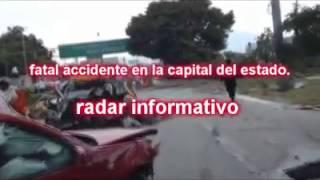 preview picture of video 'Accidente de la Pochota, Tuxtla Gutiérrez, Chiapas'