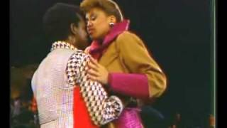 """I'm Checking Out""  ""Do Nothing 'Til You Hear From Me"" - Phyllis Hyman and Hinton Battle"