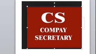 CS Scope| Career as a Company Secretary | Scope of Company Secretary