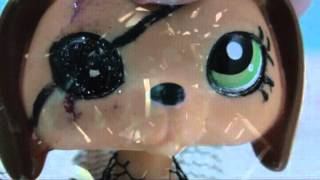 LPS- Bring Me To Life (Evanescence) Music video