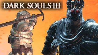 Dark Souls 3: SIEGWARD DE CATARINA - Historia Y Misión Del NPC Más épico!