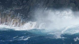preview picture of video 'Ile de la Réunion - Saint Philippe -  Le Cap Méchant - -'