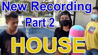 Mariano, Kat & Belle - New Recording House part 2 | SY Talent Entertainment
