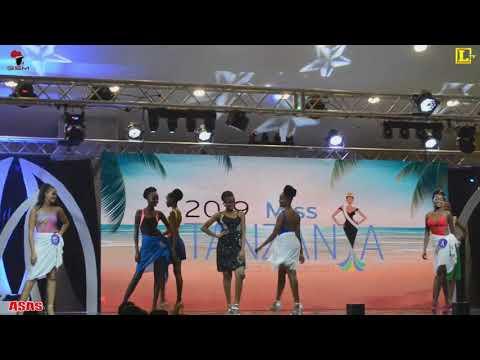 Miss TANZANIA Nguo za Ufukweni zaonesha/Urembo wao wadhiilika Jukwaani.