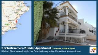 preview picture of video '2 Schlafzimmern 2 Bäder Appartment zu verkaufen in Los Dolses, Alicante, Spain'