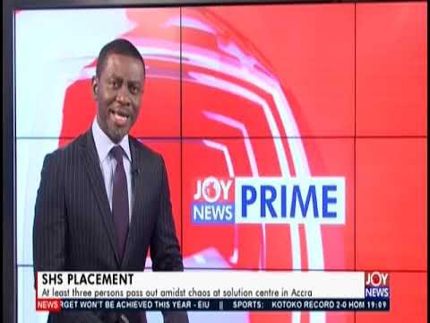 Joy News Prime (16-9-19)
