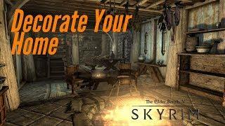 Skyrim PS4 Mods: ANA's Interior Editor
