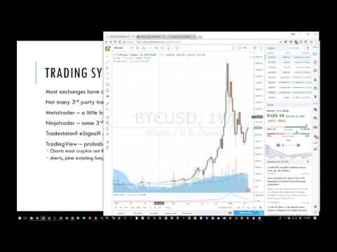 Hogyan automatizált kereskedelmi bitcoin