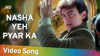 Nasha Yeh Pyar Ka | Mann (1999) | Aamir Khan   - YouTube