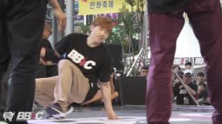 Gamblerz (Korea) vs Drifterz (Korea) | BBIC Semi Bboy Crew Battle | YAK