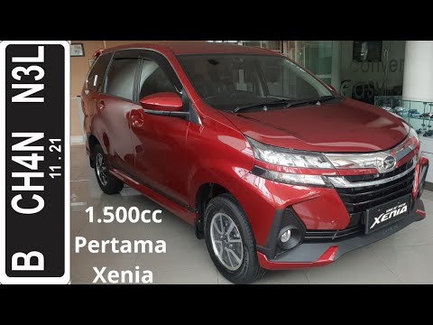 In Depth Tour Daihatsu Xenia 1.5 R Deluxe M/T [F650] 2nd Facelift (2019) - Indonesia