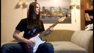 To/Die/For Mary-Ann (R.I.P) guitar solo cover