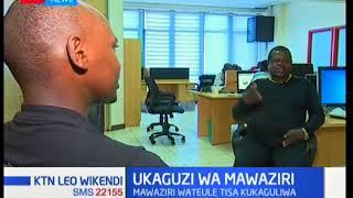 Ukaguzi Wa Mawaziri:Mawaziri teule kuanza kupigwa msasa na Bunge