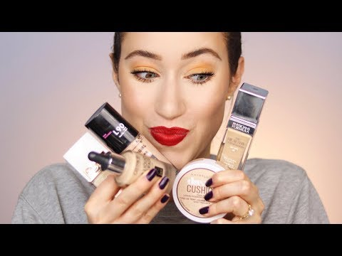 HD Liquid Coverage Foundation by Catrice Cosmetics #7