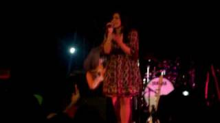 Jordin Sparks 2/20/09 God Loves Ugly