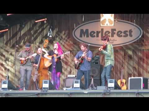 Front Country - I Don't Wanna Die Angry - MerleFest 2017