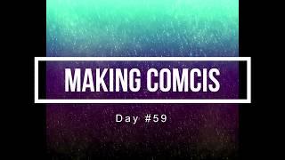 100 Days of Making Comics 59