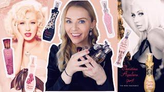 CHRISTINA AGUILERA PERFUME RANGE REVIEW   Soki London