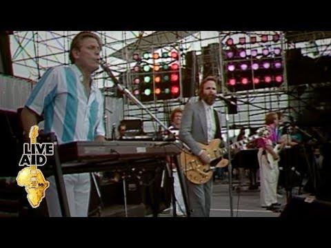 The Beach Boys - Surfin' USA (Live Aid 1985)