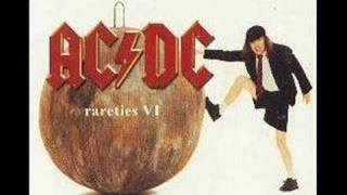 AC/DC - Playing With Girls - Live 1985