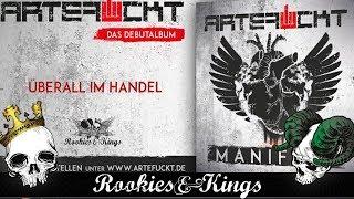 Artefuckt – Manifest [Album OUT NOW]