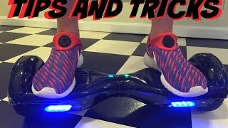 How to ride a Hoverboard!