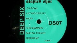 """Stapled Shut - Split 7"""" EP w/ Lack Of Interest [1997]"""