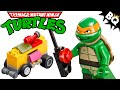 LEGO Ninja Turtles Mikey's Mini Shellraiser 30271 Review - BrickQueen