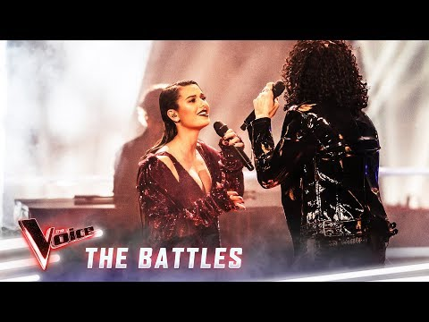 The Battles: Lee v Madi 'Leave A Light On' | The Voice Australia 2019