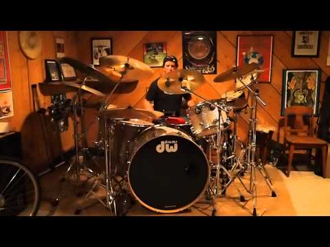 """Chupacabra"" a Drum Solo by Ken Lamb"