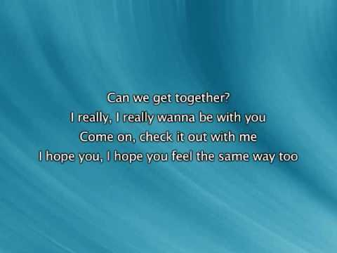 Madonna - Get Together, Lyrics In Video