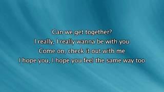 Madonna - Get Together, Lyrics In Video