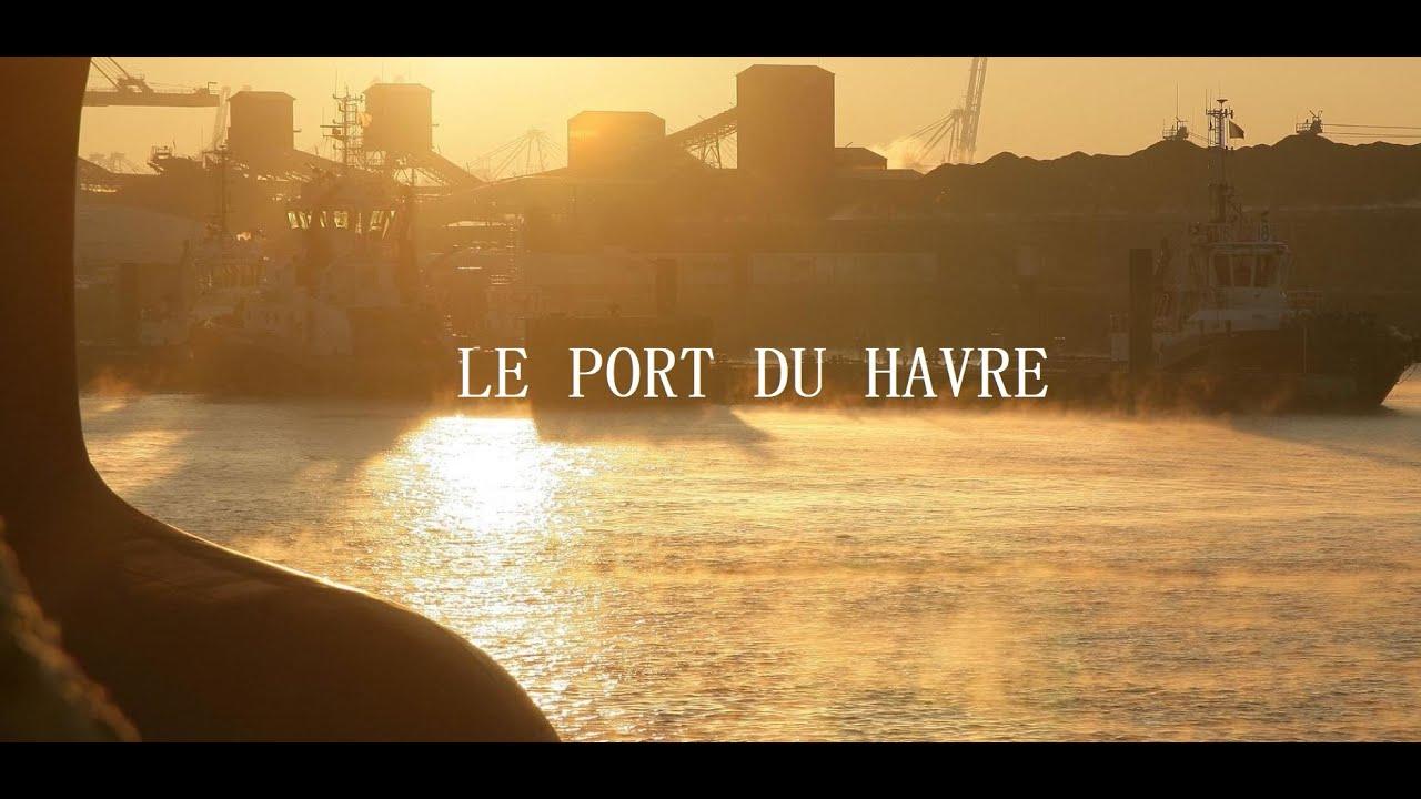 Webcam au Havre depuis le Musée d'Art Moderne André M (MuMa). Vue orientée vers la mer