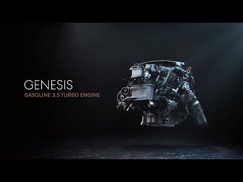 GENESIS 3.5 Turbo Engine | TECH