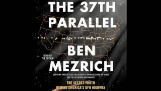 Ben Mezrich on his audiobook 'The 37th Parallel'