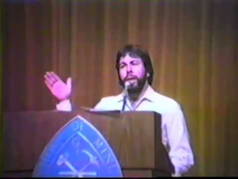 Oglądaj: 1984 Steve Wozniak Full Speech Part 2 of 4