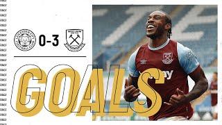 Leicester 0-3 West Ham Pekan 4