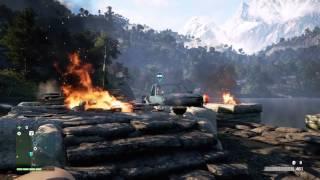 Far Cry® 4 grenade  rage quit