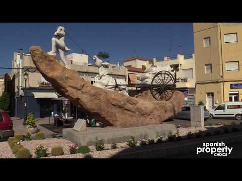 Albox, Almeria, Spain - Click to play video