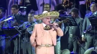 Vicente Fernandez ultimo Concierto Mi Mix 2016 Ciudad de Mexico