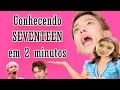 CONHECENDO SEVENTEEN EM 2 MINUTOS