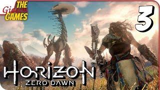 HORIZON Zero Dawn ➤ Прохождение #3 ➤ ИСТОРИЯ РОЖДЕНИЯ ЭЛОЙ