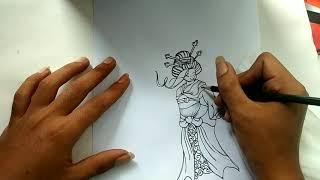 Ide Tattoo Geisha , Design Tattoo Geisha Oriental , Tattoo 2020, Cara Menggambar