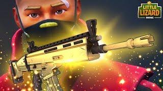 NEVER STEAL DRIFTS GOLDEN SCAR!! * SEASON 5 *Fortnite Short