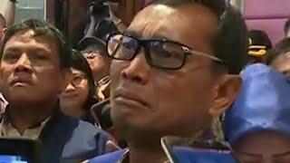 Tak Lolos Maju di Pilgub Sumatera Utara, JR Saragih Menangis