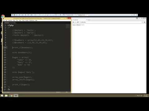 Learn About PHP and also How to Set Up the PHP Environment - Part 4