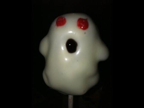 Spooky Halloween Cakepops Recipe, how to